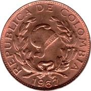 I centavo – avers