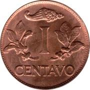 I centavo – revers