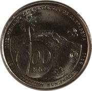 Bicencentenario Independencia de Cartagena – avers