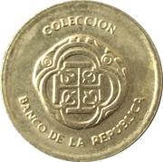 Casa de Moneda Bogotá – avers