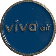Jeton - Viva Air – avers