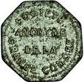1 franc (Société anonyme de la Grande Comore) – avers