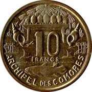 10 francs – revers