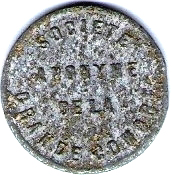 50 centimes (Société anonyme de la Grande Comore) – avers