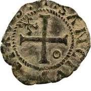 Denier - Jules II - Comtat Venaissin (Avignon) – revers