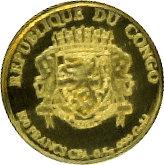 100 Francs / Liberty – avers