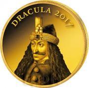 100 Francs CFA (Dracula) – revers