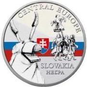 20 Francs CFA (Hel'pa) – revers