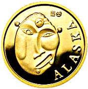 50 Francs CFA (Yupik) – revers