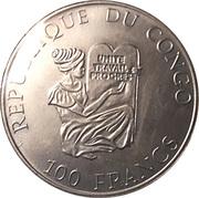 100 Francs-Herzogin Cecilie – avers
