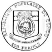 100 Francs CFA (Paon du Congo) – avers