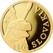 50 Francs CFA (Hel'pa) – revers