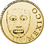 50 Francs CFA (Tenochtitlan) – revers