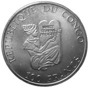 100 Francs (Polacanthus) – avers