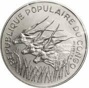 100 Francs CFA – avers
