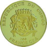 100 Francs CFA (L'Histoire du petit Muck) – avers