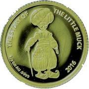 100 Francs CFA (L'Histoire du petit Muck) – revers