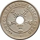 10 centimes - Leopold II – avers