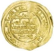 Dinar - Sulayman  (al-Andalus - Caliphate of Córdoba) – revers