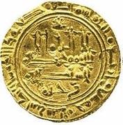 Dinar - Sulayman (al-Andalus - Caliphate of Córdoba) – avers