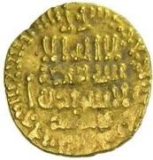 ¼ Dinar - 'Abd-al-Rahman III (al-Andalus - Caliphate of Córdoba) – avers