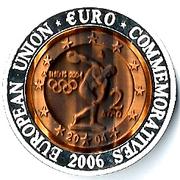 700 won (Union Européenne) – revers