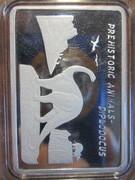 10 Won (Diplodocus) – revers
