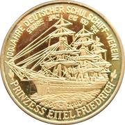 1 Won (Seafaring Ships) – revers