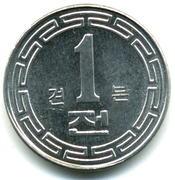 1 chon (specimen) -  revers