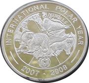commemorative coin – revers