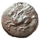 Statère de Corinthe – avers