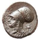 Statère de Corinthe – revers