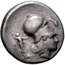 Stater (Corinth) – revers
