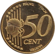 50 Cent – revers