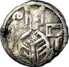 1 pfennig Heinrich III. von Homburg – avers