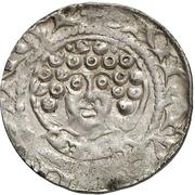 1 Pfennig - Heinrich III. von Homburg – revers