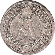 2 Mariengroschen - Arnold IV von Waldois – avers