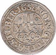 2 Mariengroschen - Arnold IV von Waldois – revers
