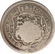 2 Reales (Type VI Countermark) – revers