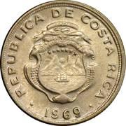 10 centimos -  avers