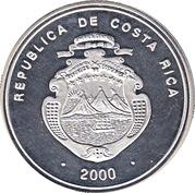 5000 Colones (Banque Centrale du Costa-Rica) -  avers