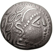 Tetradrachm (Beak horse type) – avers