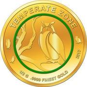 100 Francs CFA (Hibou) – revers