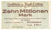 10,000,000 Mark – avers