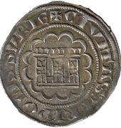 Demi-Gros Bohemond VII – avers