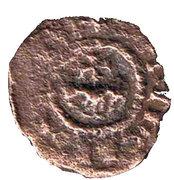 Pougeoise au Cheval Raymond II de Tripoli – revers