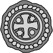 1 hohlpfennig (Memel) -  avers