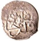Akce - Nur Devlet Khan – avers