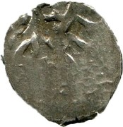 Akce - Bahadur Giray – avers