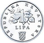 1 lipa (Zea Mays) – revers